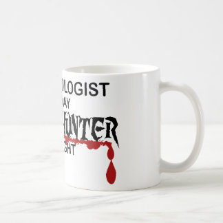 Dermatologist Zombie Hunter Mugs