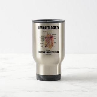 Dermatologists Love The Subject Of Skin Coffee Mugs