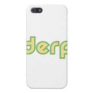 Derp 1 iPhone 5 covers