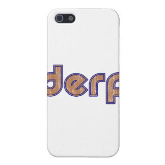 Derp 3 cover for iPhone 5/5S