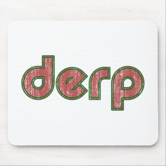 Derp 4 mouse pad