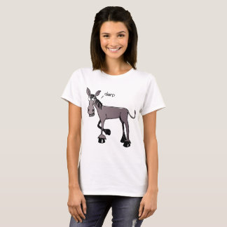Derp Donkey funny t-shirt