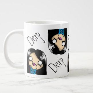 Derp Mug - Jumbo #Teamb3ar