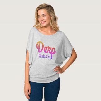 Derp Skate Co. Women's Tee