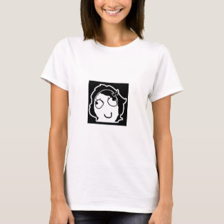Derpina Black T-Shirt