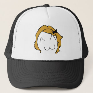 Derpina (Kitteh Smile) - Hat