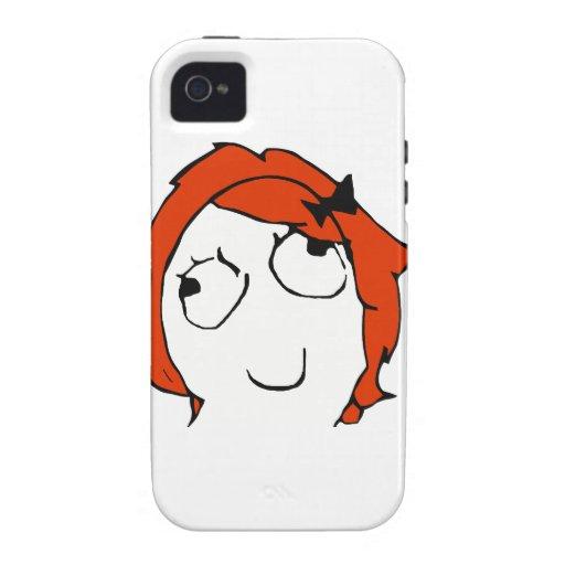 Derpina - meme iPhone 4/4S covers