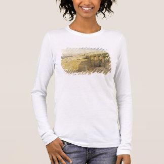 Derr, Egypt, 1867 (w/c on paper) Long Sleeve T-Shirt