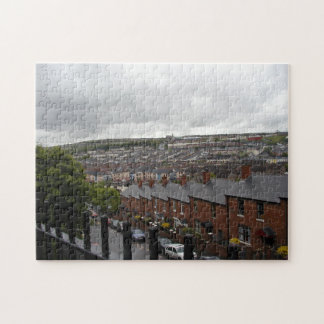 Derry / Londonderry Skyline Jigsaw Puzzle