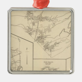 Derry, Seabrook, Rye Christmas Ornament