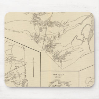 Derry, Seabrook, Rye Mouse Mat