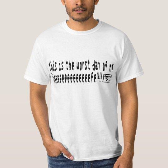 """derryX """"MY LIEEEEEEEEEEEEEEFE!!!!"""" t-shirt"""