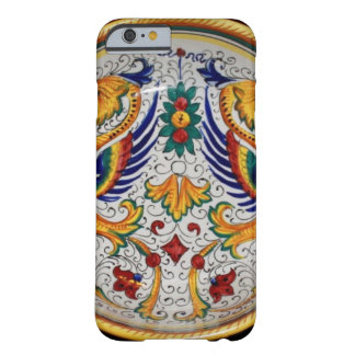 Deruta Plate Italian from Florence Barely There iPhone 6 Case