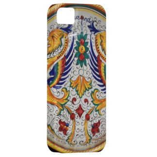Deruta Plate Italian from Florence iPhone 5 Cases
