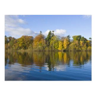 Derwentwater, Lake District, Cumbria, England 2 Postcard