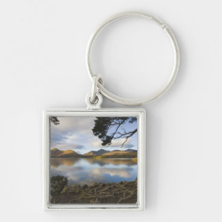 Derwentwater, Lake District, Cumbria, England Key Ring