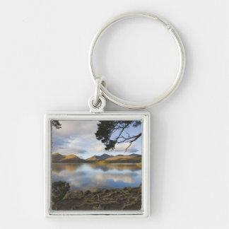 Derwentwater, Lake District, Cumbria, England Key Ring