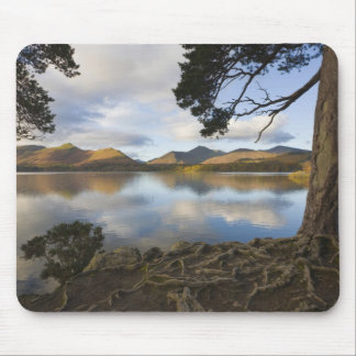 Derwentwater, Lake District, Cumbria, England Mouse Mat
