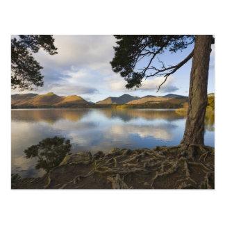 Derwentwater, Lake District, Cumbria, England Postcard
