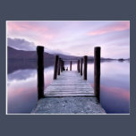 Derwentwater, The Lake District - Postcard