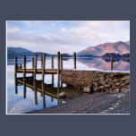 Derwentwater, The Lake District - Postcard
