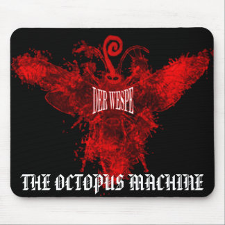 DERWESPE - THE OCTOPUS MACHINE MOUSE PADS