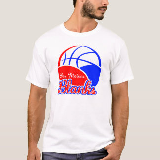 Des Moines Blanks T-Shirt