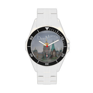 Des Moines Capitol Watch Classic Stainless Steel