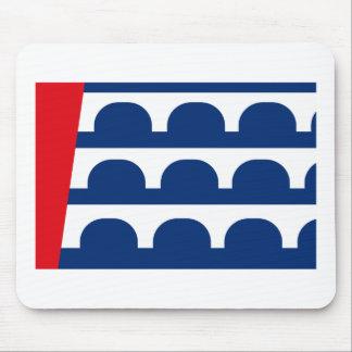 Des Moines Flag Mousepad