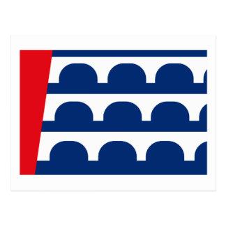 Des Moines Flag Postcard