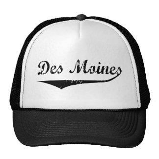 Des Moines Mesh Hats