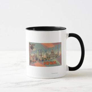 Des Moines, Iowa (Moose Head) Mug