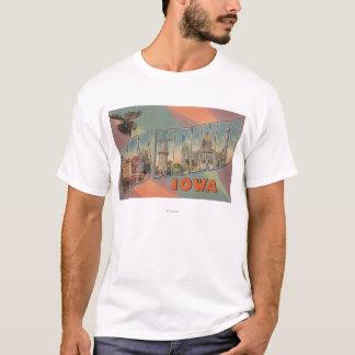 Des Moines, Iowa (Moose Head) T-Shirt