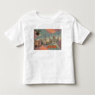 Des Moines, Iowa (Moose Head) Toddler T-Shirt