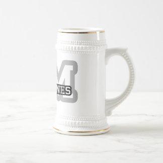 Des Moines Beer Steins