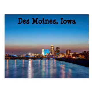 Des Moines Postcard