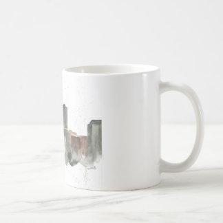 Des Moines skyline Mug