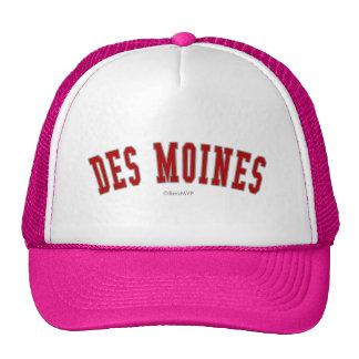 Des Moines Trucker Hat