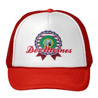 Des Moines, WA Hat
