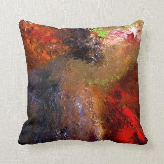 Desarroi Throw Pillows Cushion