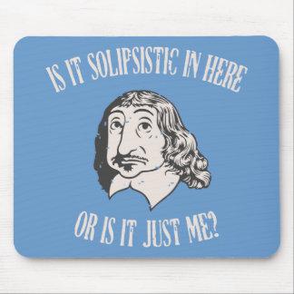 Descartes Solipsistic Mouse Mat