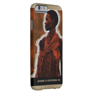 Descended Of Mitochondrial Eve Barely There iPhone 6 Case