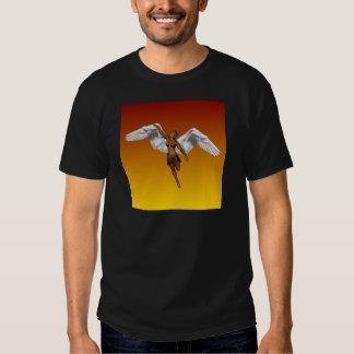 DESCENDING ANGEL v.2 Tee Shirts