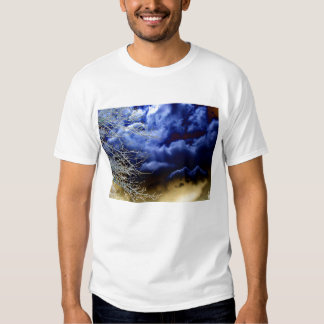 Descending Clouds & Electric Branches Shirt