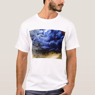 Descending Clouds & Electric Branches T-Shirt