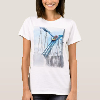 Descending into water T-Shirt