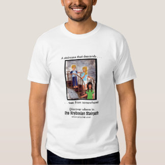 Descending the Stairpath Shirt