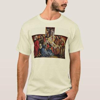 Descent From The Cross By Weyden Rogier Van Der T-Shirt