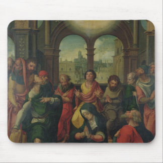 Descent of the Holy Ghost Mouse Pad