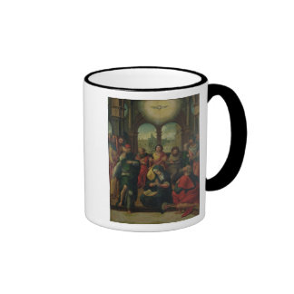 Descent of the Holy Ghost Ringer Mug